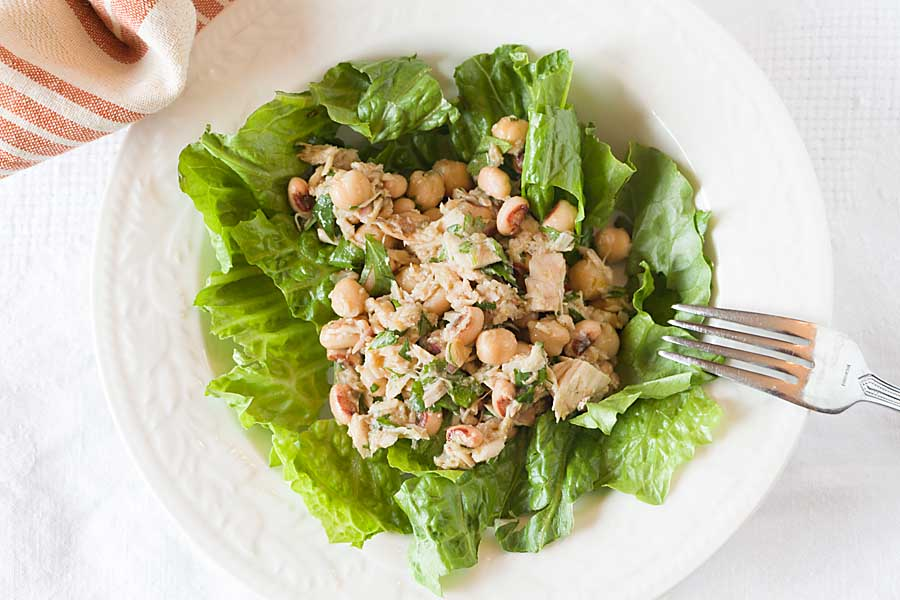 Portuguese Tuna Salad Art Of Natural Living
