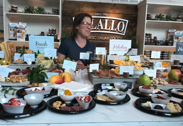 American Cheese Society Conference, Delallo booth