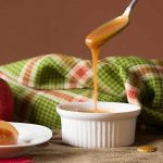 With just five ingredients, and ready in 10 minutes, this caramel dip is perfect for dunking apples or topping ice cream or pancakes. Happy fall!