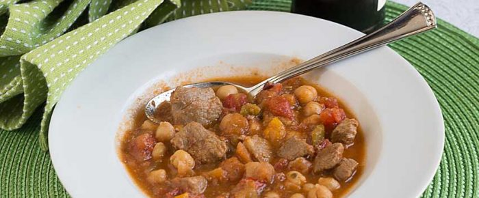 Chili Spiced Pork Stew