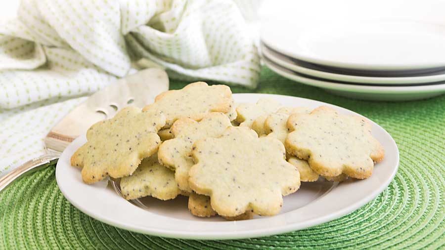"""Sweet, tart and shouting """"summer fun"""", key lime cookies are a perfect snack. Or dessert. Or picnic treat. Did someone say pot luck?"""