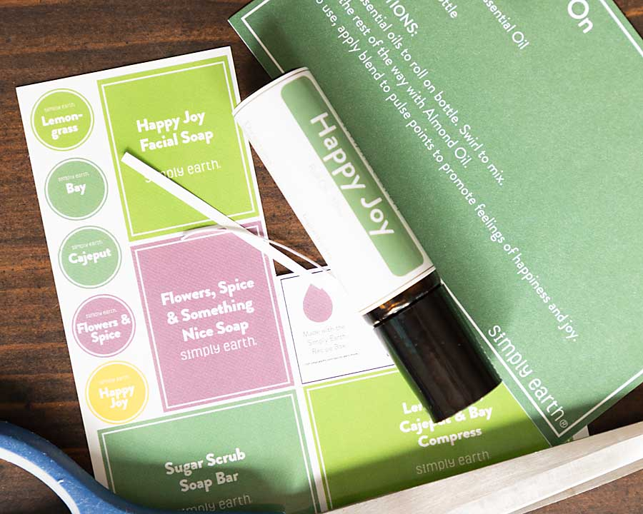 Simply Earth recipe box offer