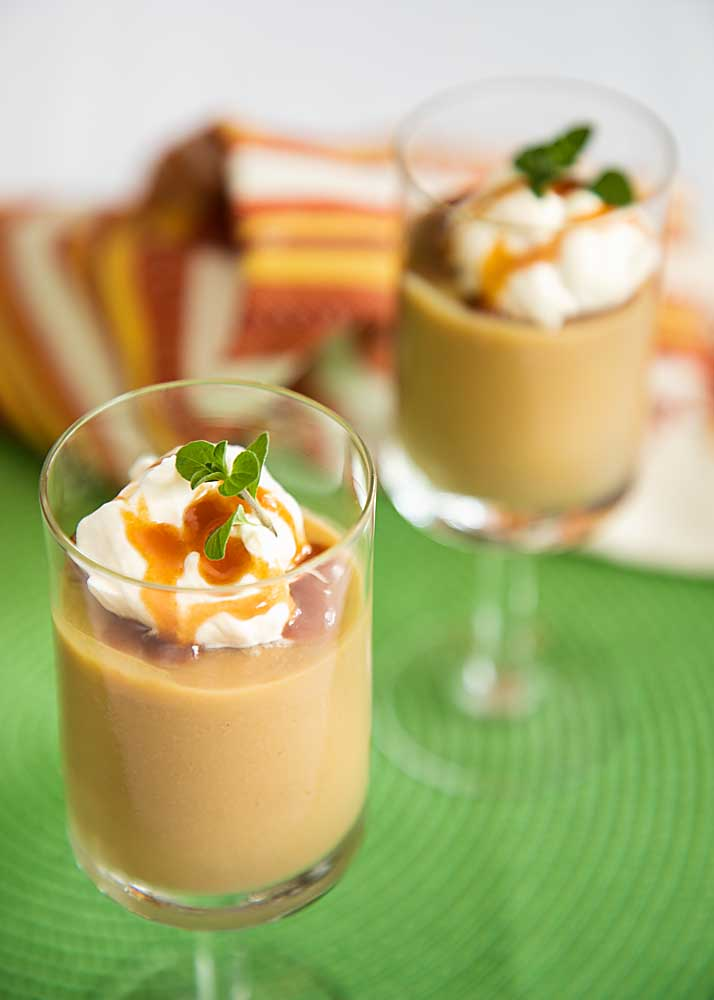 Rich and creamy, flavored with caramelized sugar and an optional hint of rum, butterscotch pudding is perfect for a party dessert or family dinner.