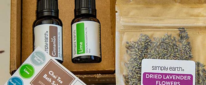 Get Your Cozy On with Essential Oil