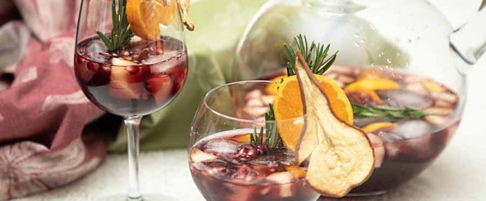 Late Harvest Sangria