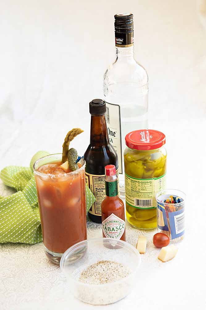 As we move from Football Season to Brunch Season, get ready with everyone's favorite daytime drink, the Bloody Mary. Five variations!