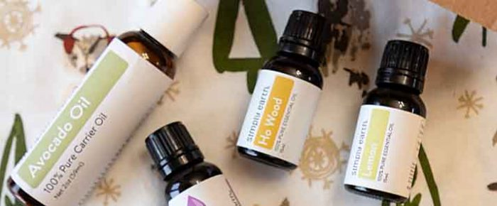 Winter Wellness Time with Essential Oil