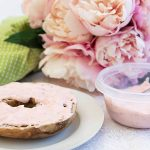 A classic on raisin bagels, Strawberry Cream Cheese (with a secret ingredient) whips up quickly and easily. Also good on pancakes, as a fruit dip, etc.