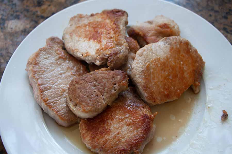 Brown Pork