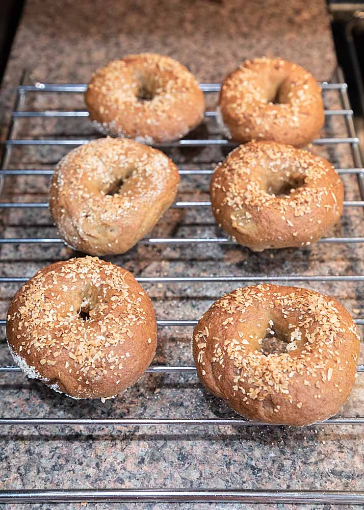 Homemade onion bagels aren't difficult and can be made with ordinary home ingredients. Who wants bagels for breakfast now!