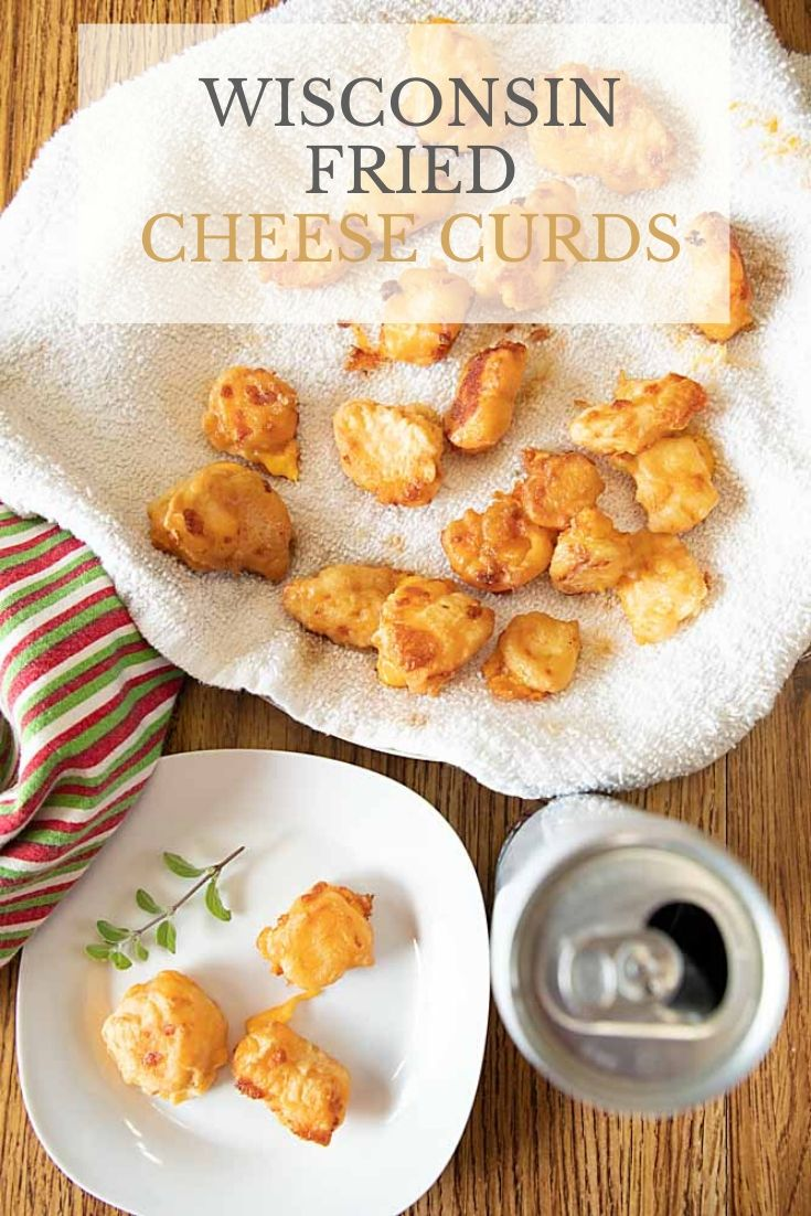 Melty on the inside and crisp on the outside, Wisconsin Fried Cheese curds are a classic appetizer or snack. And they can even be pan-fried!