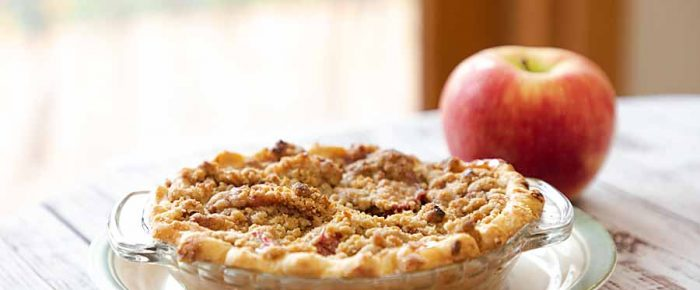 Betty Crocker French Apple Pie for 2-4