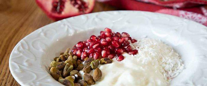 Lower Sugar Loaded Yogurt Bowl