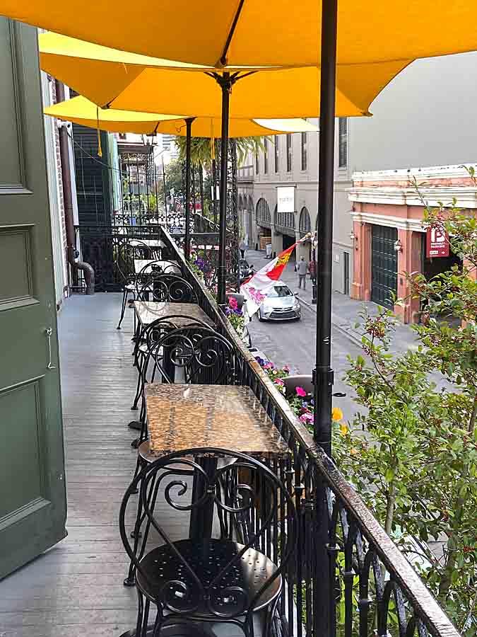 New Orleans, LA view