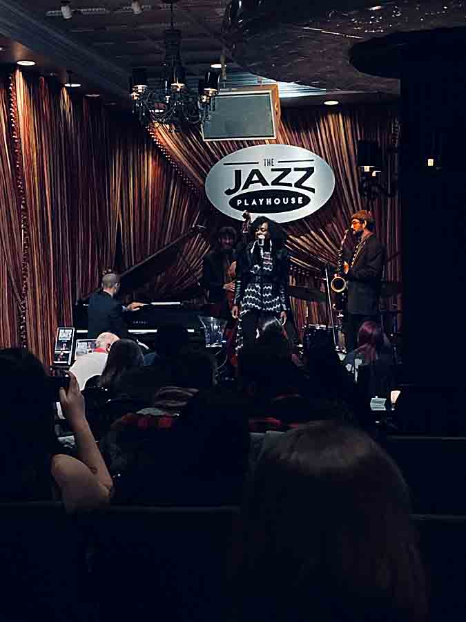 New Orleans, LA jazz show