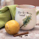 Hot, sweet & flavored with orange, lemon, cinnamon, cloves, Russian Tea makes a warming & restorative winter beverage. AKA Friendship Tea.