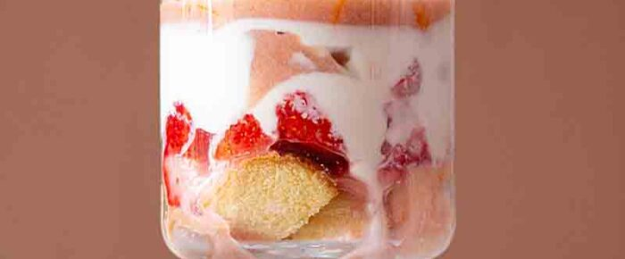 Breakfast Berry Trifle