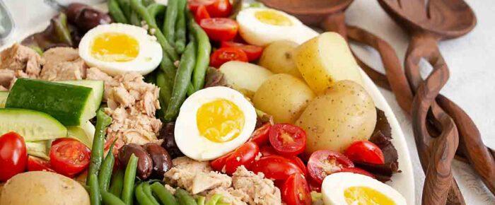 Harvest Niçoise Salad